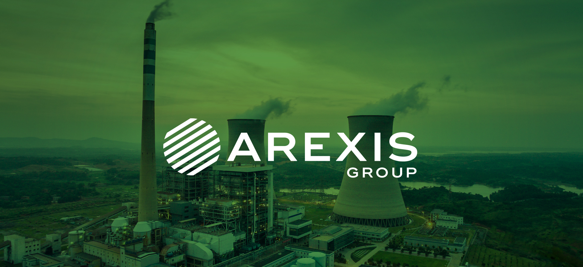 Logo Update for Arexis Group UK