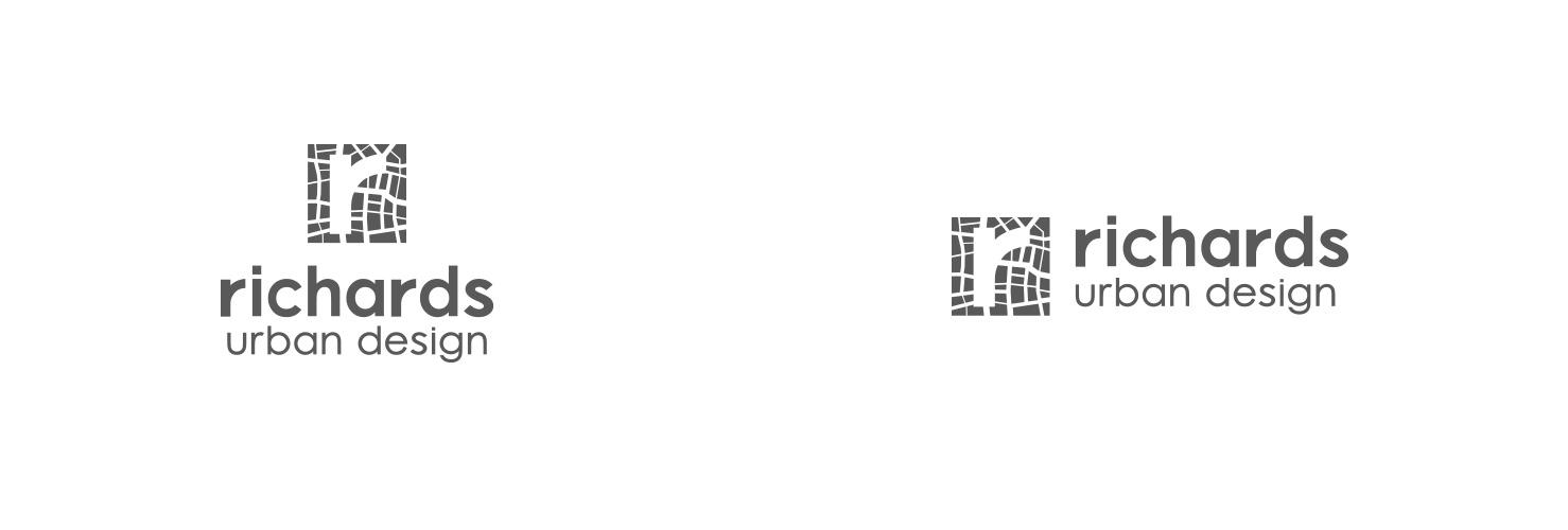 Logo design for Richards Urban Design Ltd - The Brand Tailor ...