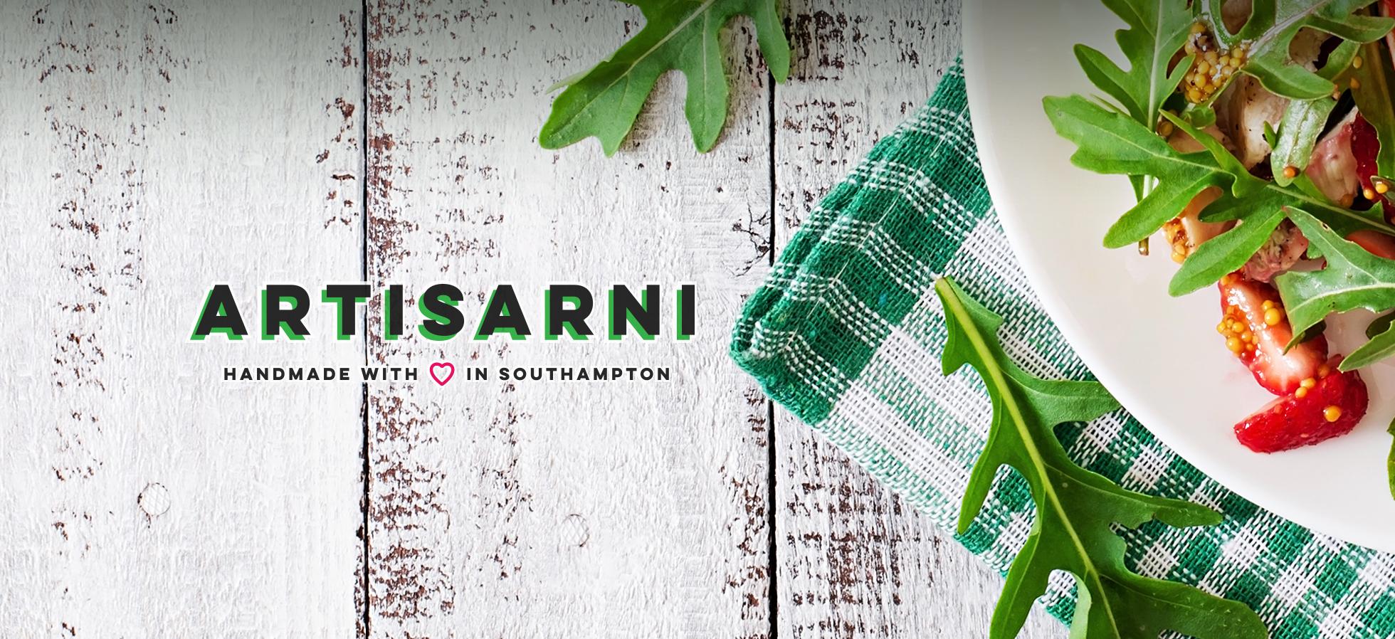 Logo Design & Branding for Artisarni Southampton