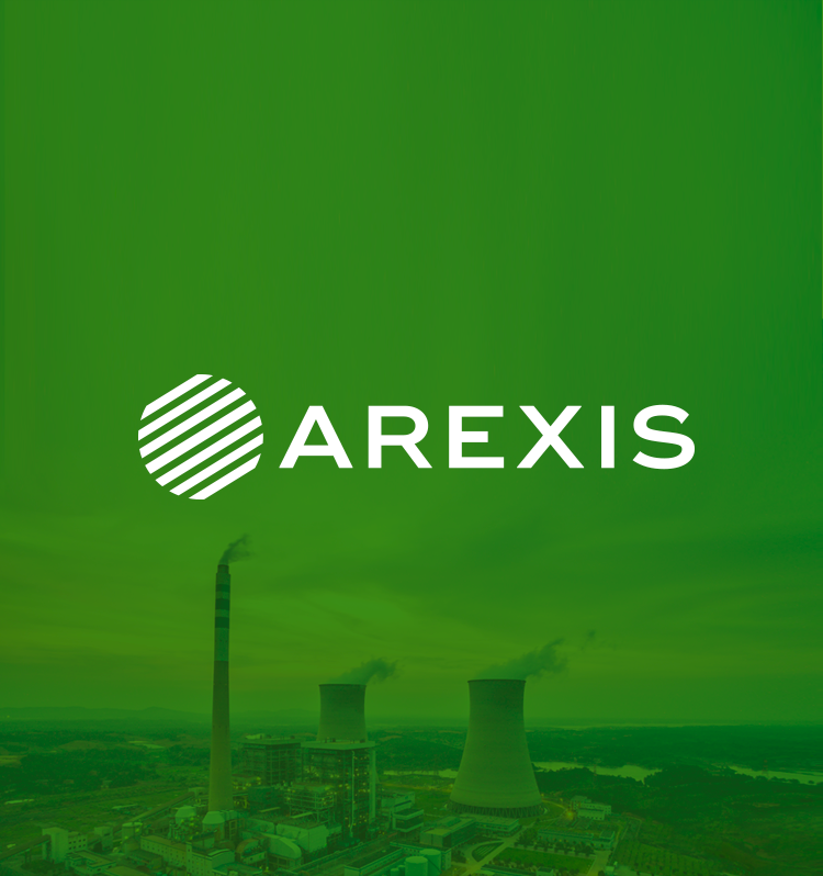 Logo Design Update for Arexis Group UK